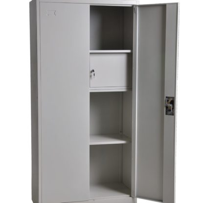 Metal Wardrobe Armoire (Heavy Duty, Commercial Use)